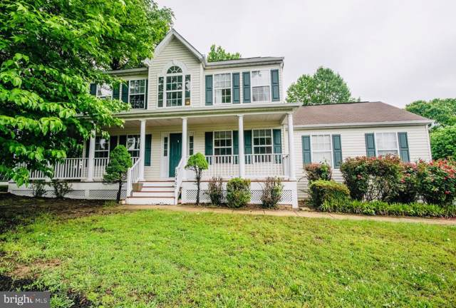 10407 Norfolk Way, FREDERICKSBURG, VA 22408 (#VASP215560) :: The Team Sordelet Realty Group