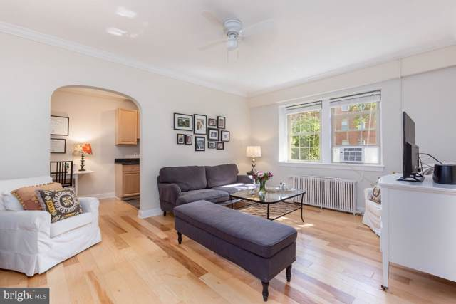 3925 Davis Place NW B4, WASHINGTON, DC 20007 (#DCDC439082) :: Keller Williams Pat Hiban Real Estate Group