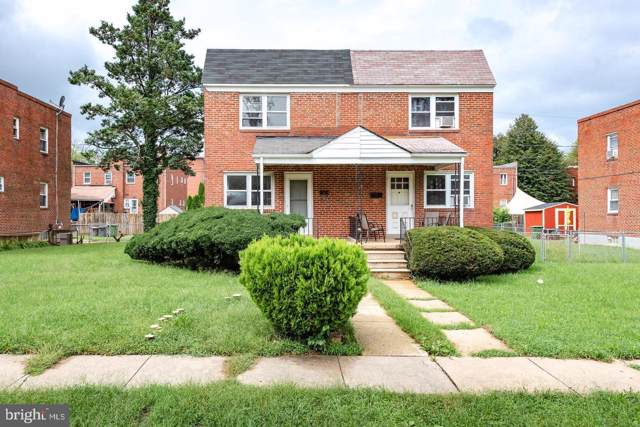 3710 Bartwood Road, BALTIMORE, MD 21215 (#MDBA480896) :: Kathy Stone Team of Keller Williams Legacy
