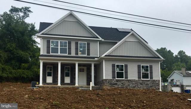 705 Ymca Drive, NEW CUMBERLAND, PA 17070 (#PAYK123566) :: ExecuHome Realty