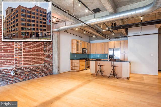 234 Holliday Street #502, BALTIMORE, MD 21202 (#MDBA480924) :: Homes to Heart Group