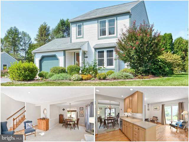8104 Arrowhead Court, FREDERICK, MD 21702 (#MDFR252118) :: John Smith Real Estate Group