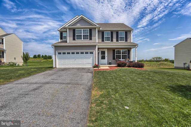 425 Riviera Street, MOUNT WOLF, PA 17347 (#PAYK123572) :: ExecuHome Realty