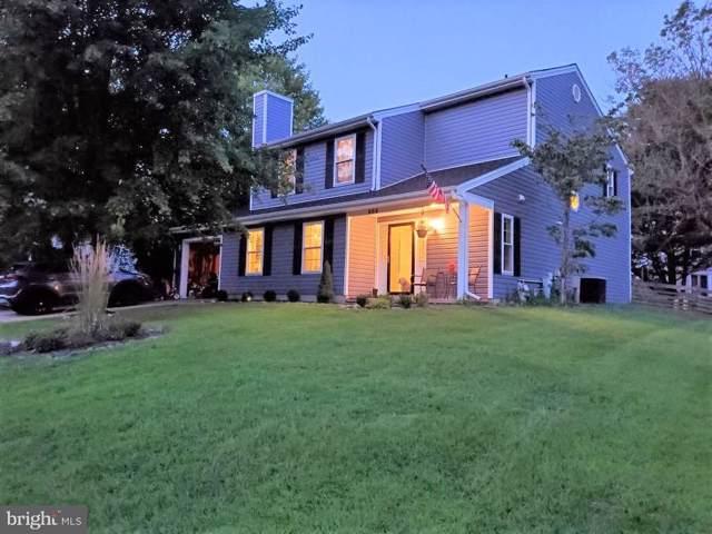 464 Crisfield Drive, ABINGDON, MD 21009 (#MDHR237718) :: Tessier Real Estate