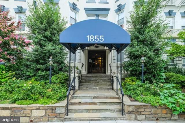 1855 Calvert Street NW #104, WASHINGTON, DC 20009 (#DCDC439122) :: Kathy Stone Team of Keller Williams Legacy
