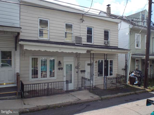 414-416 W Poplar Street, SHENANDOAH, PA 17976 (#PASK127410) :: The Craig Hartranft Team, Berkshire Hathaway Homesale Realty