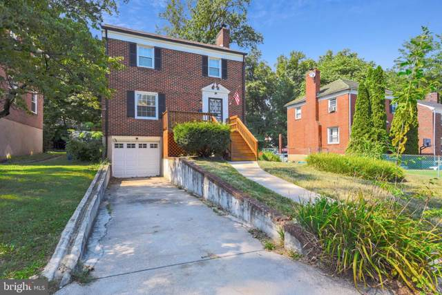 3718 Oak Avenue, BALTIMORE, MD 21207 (#MDBC469476) :: John Smith Real Estate Group