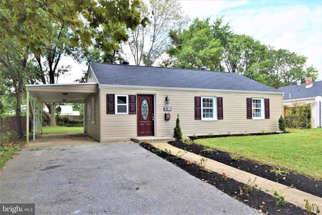 423 Howell Drive, NEW CASTLE, DE 19720 (#DENC485386) :: ExecuHome Realty