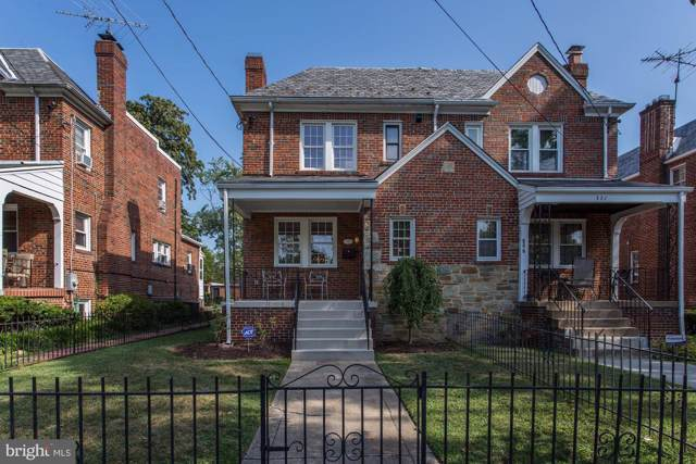 323 Oglethorpe Street NW, WASHINGTON, DC 20011 (#DCDC439142) :: The Gold Standard Group