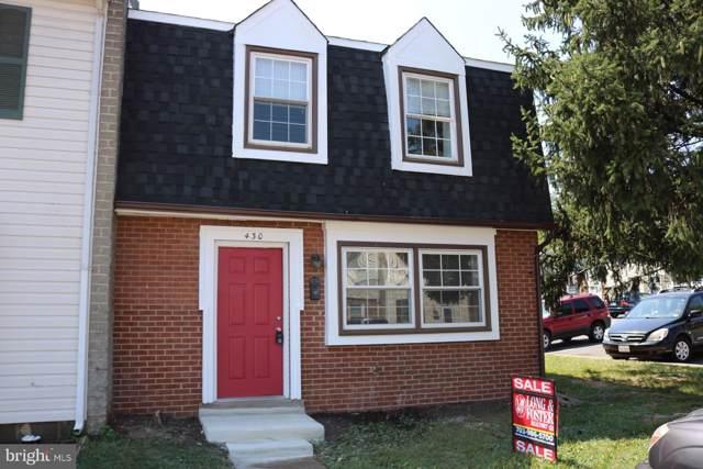 430 Rann Court, FREDERICKSBURG, VA 22401 (#VAFB115694) :: Keller Williams Pat Hiban Real Estate Group