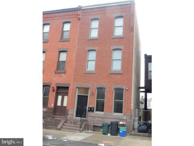 1830 W Diamond Street, PHILADELPHIA, PA 19121 (#PAPH826418) :: ExecuHome Realty