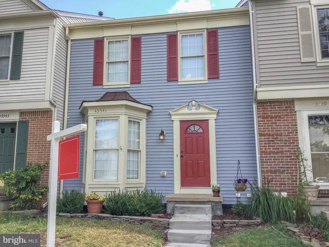 43541 Plantation Terrace, ASHBURN, VA 20147 (#VALO392966) :: Network Realty Group