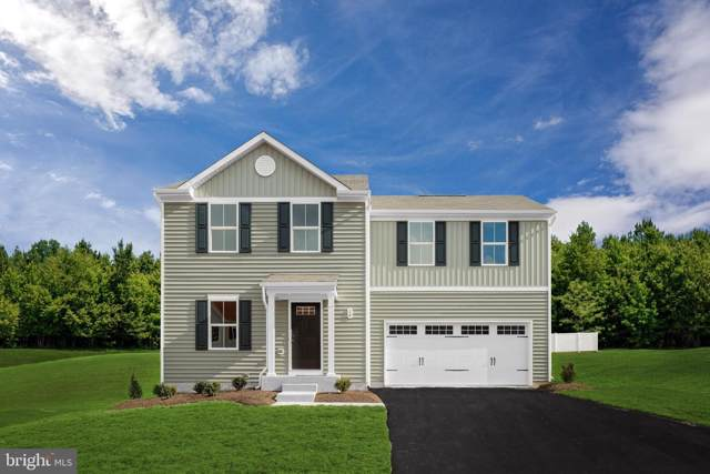LOT 157 Salida Trail, MARTINSBURG, WV 25403 (#WVBE170594) :: Keller Williams Pat Hiban Real Estate Group