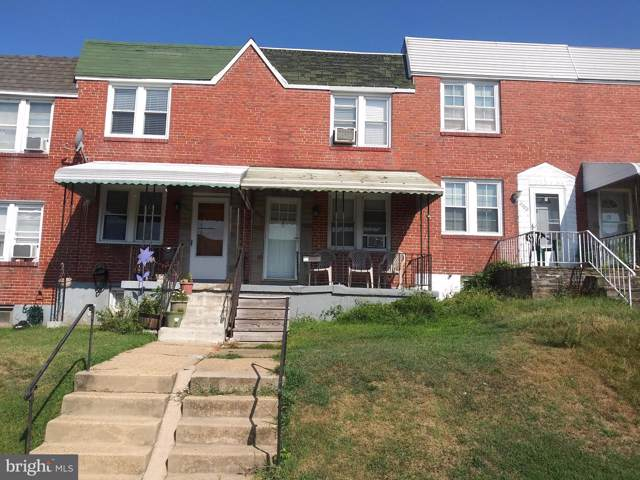 2524 Tolley Street, BALTIMORE, MD 21230 (#MDBA480986) :: The Gold Standard Group