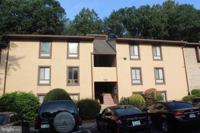 2210 Castle Rock Square 1B, RESTON, VA 20191 (#VAFX1084856) :: ExecuHome Realty