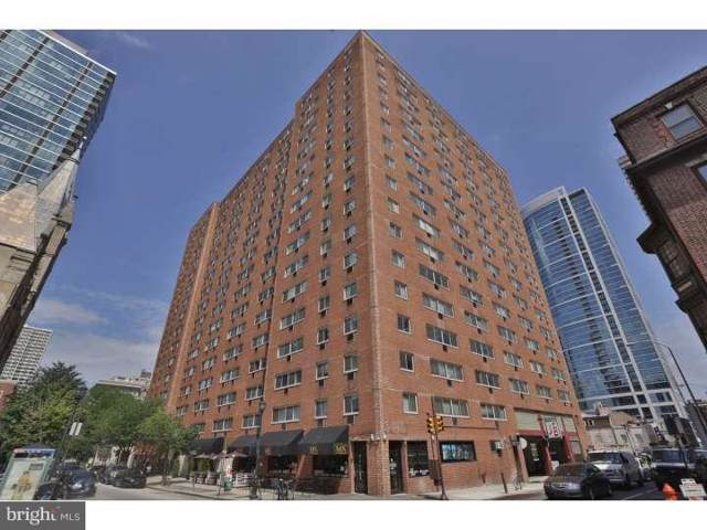 2101 Chestnut Street #1114, PHILADELPHIA, PA 19103 (#PAPH826430) :: ExecuHome Realty