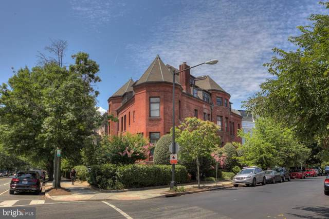 1714 S Street NW S-A, WASHINGTON, DC 20009 (#DCDC439152) :: Crossman & Co. Real Estate
