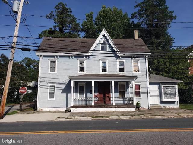 301 S Walnut Street, MILFORD, DE 19963 (#DESU146588) :: The Windrow Group