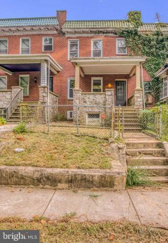 3245 Belmont Avenue, BALTIMORE, MD 21216 (#MDBA481000) :: ExecuHome Realty