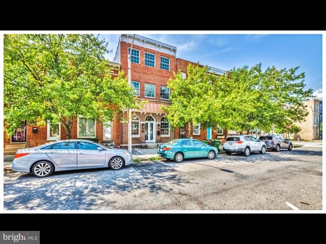 1008 S Kenwood Avenue, BALTIMORE, MD 21224 (#MDBA481038) :: Blue Key Real Estate Sales Team