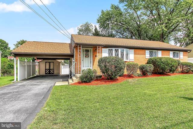 15 E Glenwood Drive, CAMP HILL, PA 17011 (#PACB116770) :: Flinchbaugh & Associates