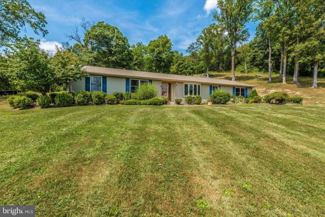 10944 Pleasant Walk Road, MYERSVILLE, MD 21773 (#MDFR252182) :: The Redux Group