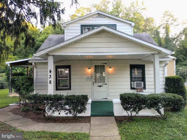 438 N 2ND Street, WORMLEYSBURG, PA 17043 (#PACB116772) :: ExecuHome Realty