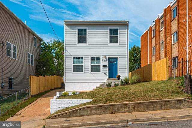 5206 E Street SE, WASHINGTON, DC 20019 (#DCDC439182) :: The Maryland Group of Long & Foster Real Estate