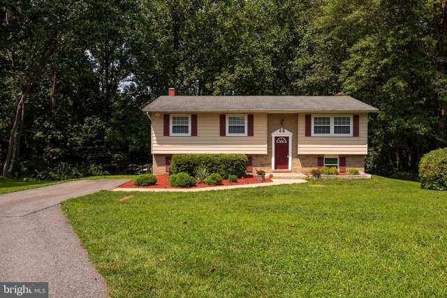 5801 Dale Drive, SYKESVILLE, MD 21784 (#MDCR191222) :: Corner House Realty