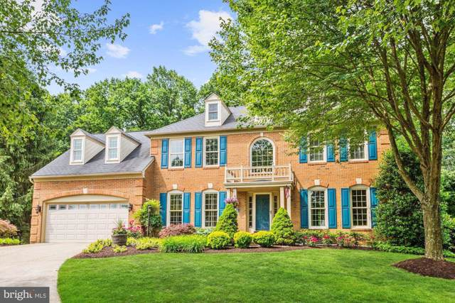 10332 Royal Ascot Court, ELLICOTT CITY, MD 21042 (#MDHW269130) :: Keller Williams Pat Hiban Real Estate Group