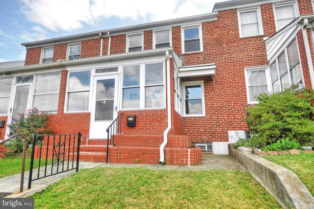 7153 Gough Street, BALTIMORE, MD 21224 (#MDBC469524) :: Colgan Real Estate