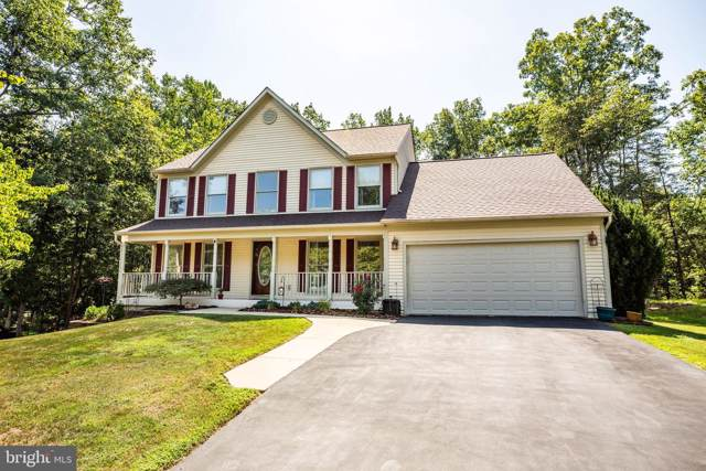 5010 Queensbury Circle, FREDERICKSBURG, VA 22408 (#VASP215582) :: The Team Sordelet Realty Group