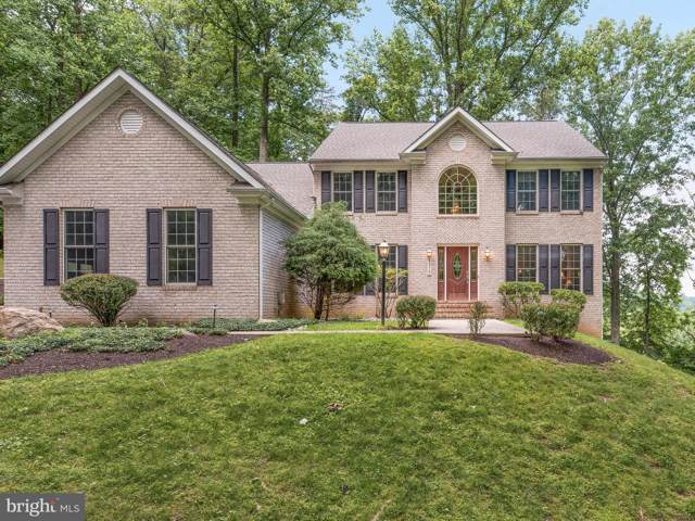 11310 Barley Field Way, MARRIOTTSVILLE, MD 21104 (#MDHW269142) :: The MD Home Team
