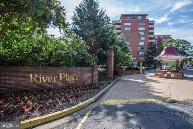 1111 Arlington Boulevard #810, ARLINGTON, VA 22209 (#VAAR153776) :: The Redux Group