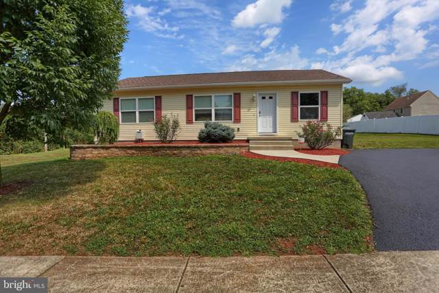 5 Mackenzie Lane, ETTERS, PA 17319 (#PAYK123626) :: The Heather Neidlinger Team With Berkshire Hathaway HomeServices Homesale Realty