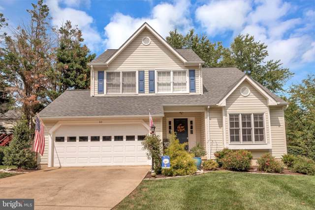 62 Spring Lake Drive, STAFFORD, VA 22556 (#VAST214384) :: ExecuHome Realty