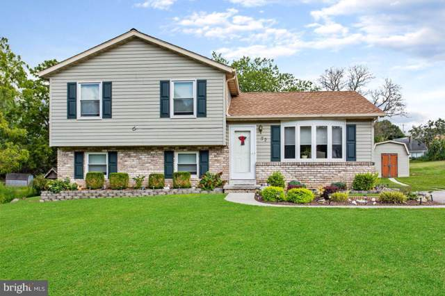 52 Little Knoll Drive, HANOVER, PA 17331 (#PAYK123628) :: The Joy Daniels Real Estate Group