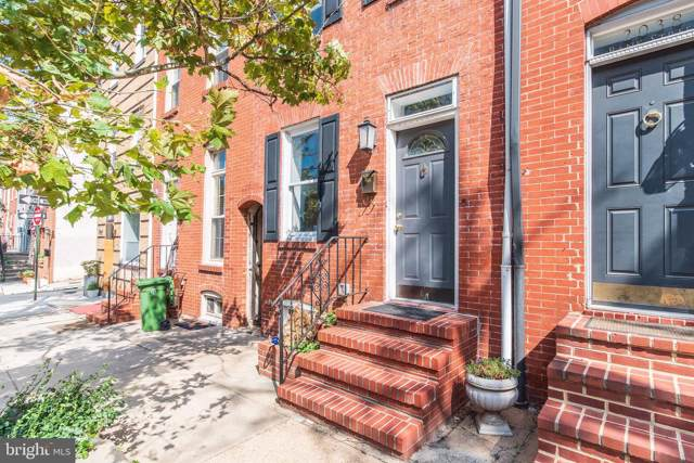 2036 Bank Street, BALTIMORE, MD 21231 (#MDBA481114) :: The Sebeck Team of RE/MAX Preferred