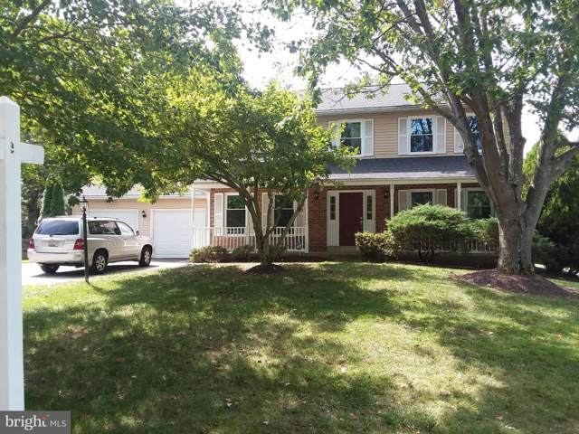 9011 Billow Row, COLUMBIA, MD 21045 (#MDHW269152) :: The Licata Group/Keller Williams Realty