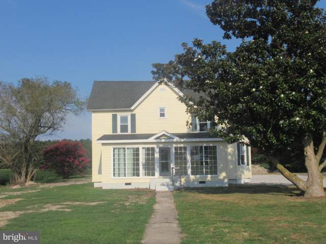 7125 Old Westover Marion Road, WESTOVER, MD 21871 (#MDSO102552) :: The Putnam Group