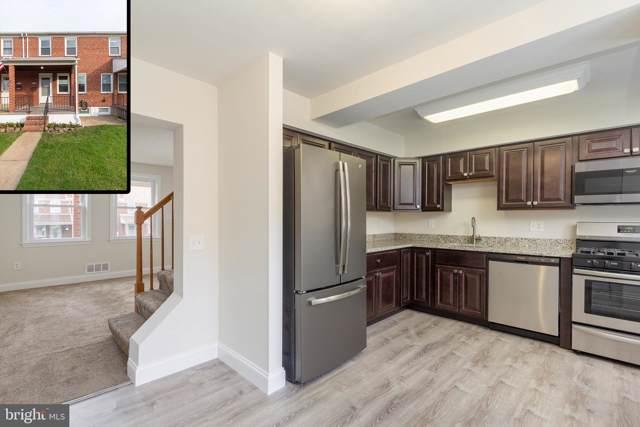 7123 Eastbrook Avenue, BALTIMORE, MD 21224 (#MDBC469562) :: Erik Hoferer & Associates