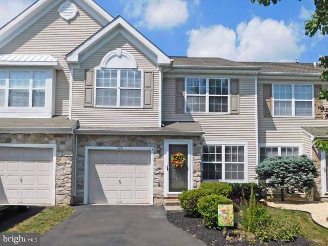 426 Mahogany Walk, NEWTOWN, PA 18940 (#PABU478066) :: Keller Williams Realty - Matt Fetick Team