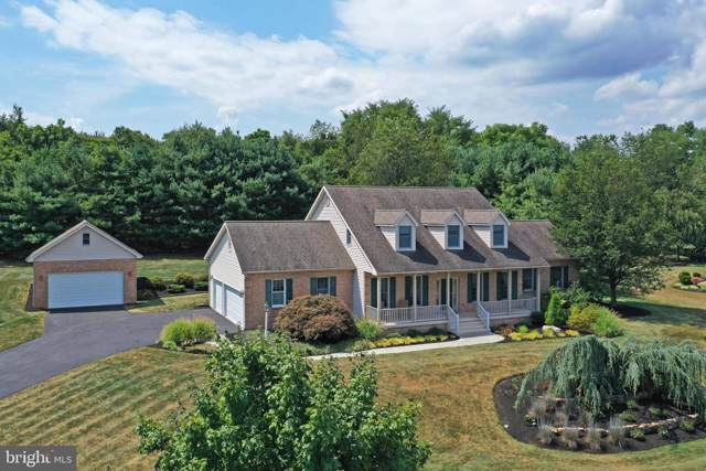 5540 General Knipe Drive, MECHANICSBURG, PA 17050 (#PACB116802) :: The Heather Neidlinger Team With Berkshire Hathaway HomeServices Homesale Realty