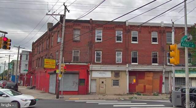 2402 Ridge Avenue, PHILADELPHIA, PA 19121 (#PAPH826726) :: ExecuHome Realty