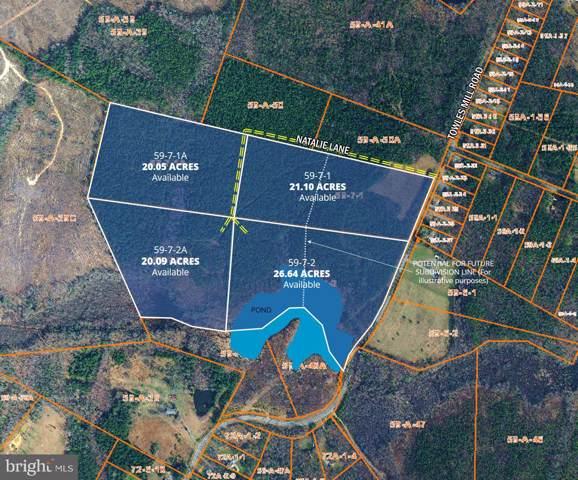 Towles Mill Road, SPOTSYLVANIA, VA 22551 (#VASP215600) :: RE/MAX Cornerstone Realty