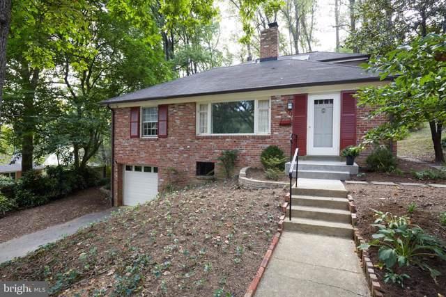 406 W Alexandria Avenue, ALEXANDRIA, VA 22302 (#VAAX238952) :: The Maryland Group of Long & Foster Real Estate