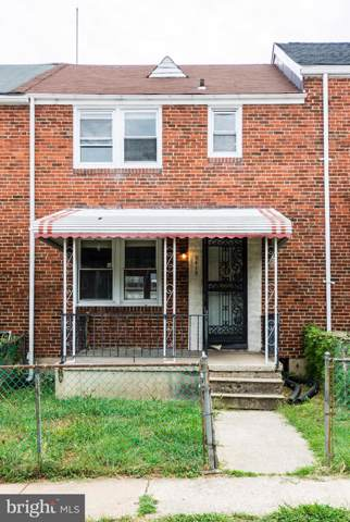 5419 Crismer Avenue, BALTIMORE, MD 21215 (#MDBA481150) :: The Maryland Group of Long & Foster Real Estate