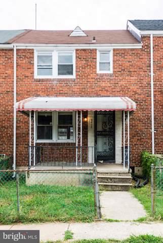 5419 Crismer Avenue, BALTIMORE, MD 21215 (#MDBA481150) :: Jim Bass Group of Real Estate Teams, LLC