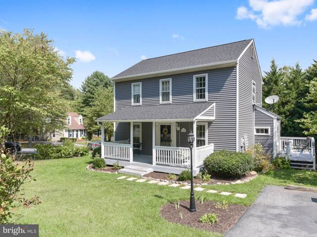 6594 Twin Lake Court, NEW MARKET, MD 21774 (#MDFR252242) :: Viva the Life Properties