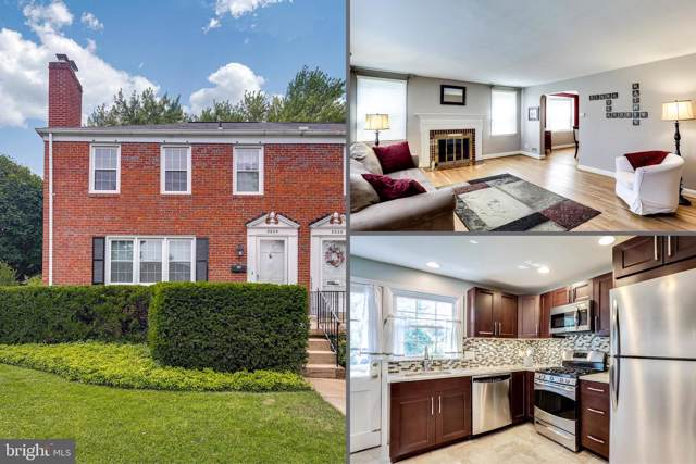 8624 Drumwood Road, TOWSON, MD 21286 (#MDBC469602) :: ExecuHome Realty